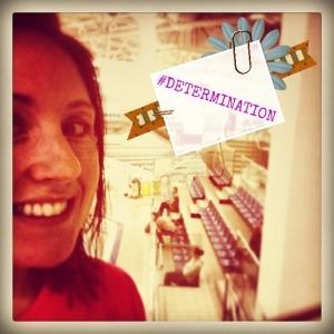 #Determination