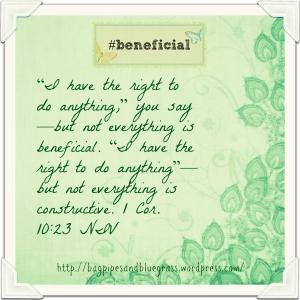 1 Cor. 10