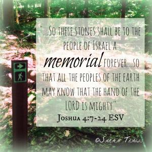 Spiritual marker