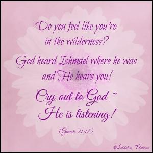 God is Listening