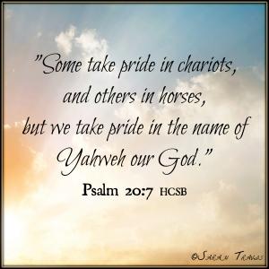 Psalm 20v7
